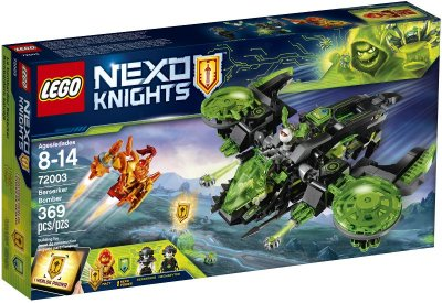 LEGO NEXO KNIGHTS 72003 BERSEKER BOMBER