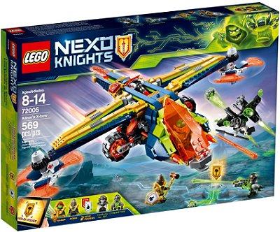LEGO NEXO KNIGHTS 72005 AARON'S X-BOW