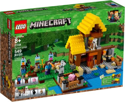 LEGO MINECRAFT 21144 THE FARM COTTAGE