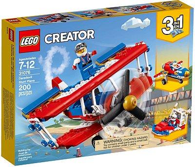 LEGO CREATOR 31076 DAREDEVIL STUNT PLANE