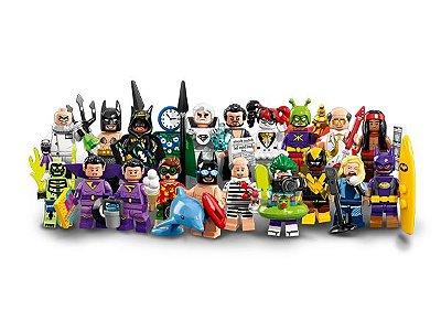 LEGO MINIFIGURES 71020 LEGO BATMAN MOVIE 2 (COLEÇÃO COMPLETA)