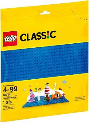 LEGO CREATOR 10714 BASE AZUL 32X32 PONTOS