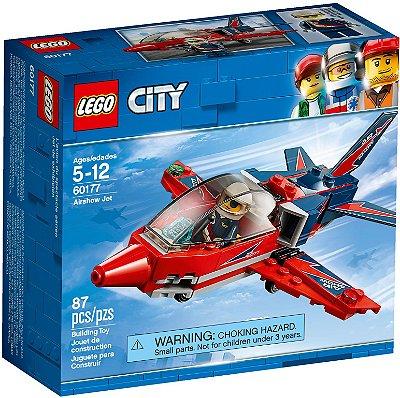 LEGO CITY 60177 AIRSHOW JET