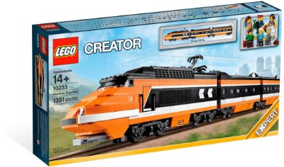 LEGO CREATOR EXPERT 10233 HORIZON EXPRESS