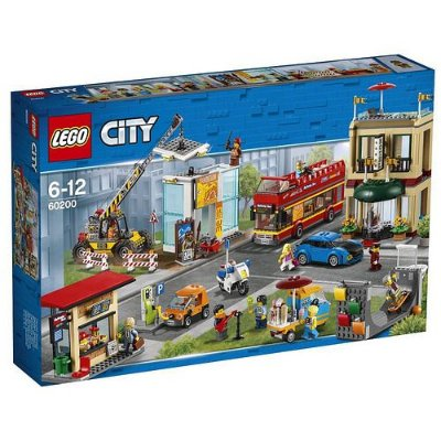 LEGO CITY 60200 CAPITAL CITY