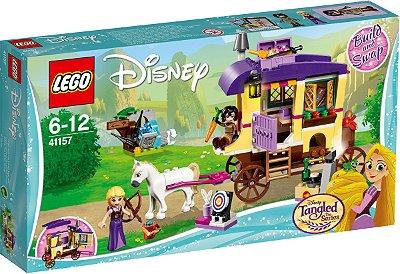 LEGO DISNEY 41157 RAPUNZEL'S TRAVELLING CARAVAN