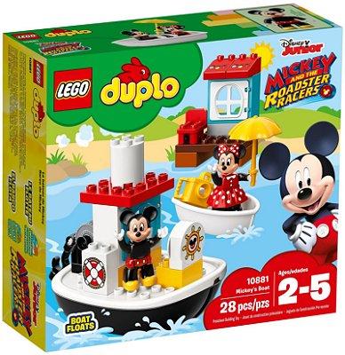 LEGO DUPLO 10881 MICKEY'S BOAT