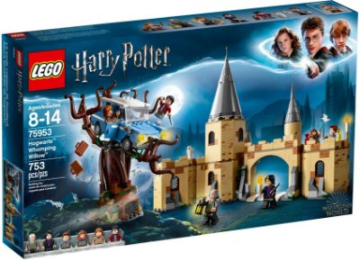 LEGO HARRY POTTER 75953 HOGWARTS WHOMPING WILLOW