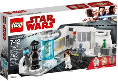 LEGO STAR WARS 75203 HOTH MEDICAL CHAMBER