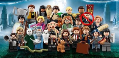 LEGO MINIFIGURES 71022 SÉRIE HARRY POTTER
