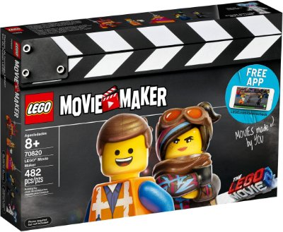 LEGO MOVIE 2 70820 MOVIE MAKER