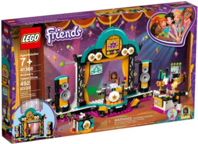 LEGO FRIENDS 41368 ANDREA'S TALENT SHOW