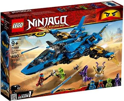 LEGO NINJAGO 70668 JAY'S STORM FIGHTER