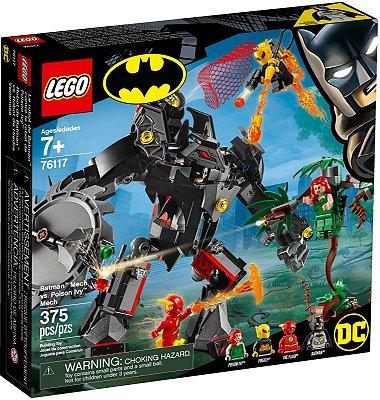 LEGO SUPER HEROES 76117 BATMAN MECH VS POISON IVY MECH