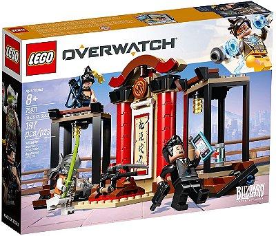 LEGO OVERWATCH 75971 HANZO VS GENJI