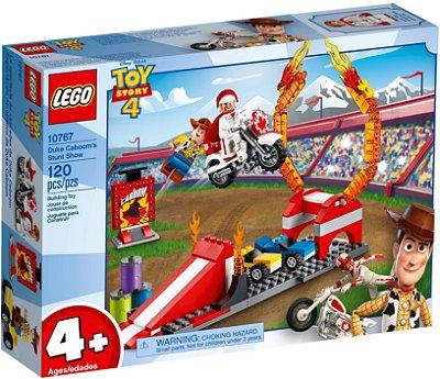 LEGO TOY STORY 4 10767 DUKE CABOOM'S STUNT SHOW