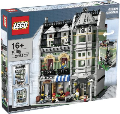 LEGO CREATOR 10185 GREEN GROCER