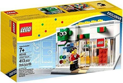 LEGO EXCLUSIVO 40145 LEGO BRAND RETAIL STORE