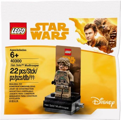 LEGO STAR WARS 40300 HAN SOLO MUDTROOPER