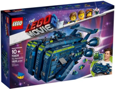LEGO MOVIE 2 70839 THE REXCELSIOR