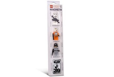LEGO STAR WARS 851939 STAR WARS MAGNET SET