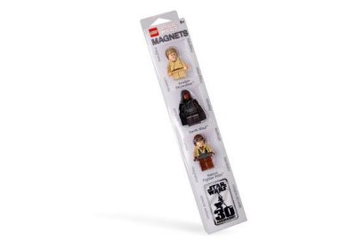 LEGO STAR WARS 852086 STAR WARS MAGNET SET