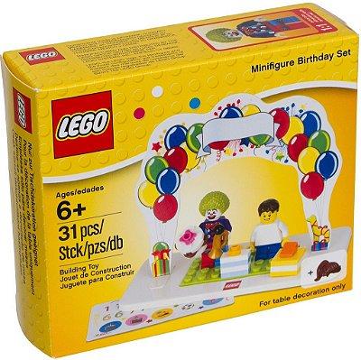 LEGO ACESSÓRIOS 850791 MINIFIGURE BIRTHDAY SET