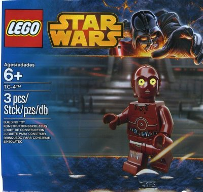 LEGO STAR WARS 5002122 TC-4