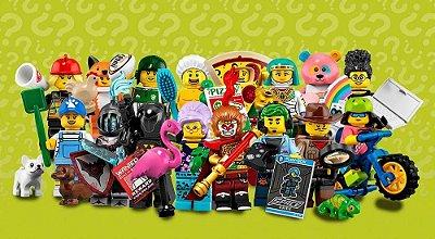 LEGO MINIFIGURES 71025 SERIE 19 (COLEÇÃO COMPLETA)