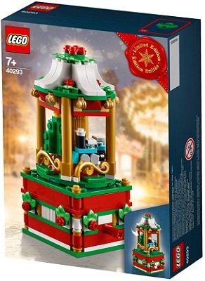 LEGO EXCLUSIVOS 40293 CHRISTMAS CAROUSEL