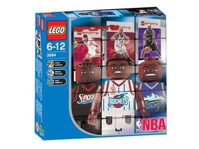 LEGO SPORTS 3564 NBA COLLECTORS # 5