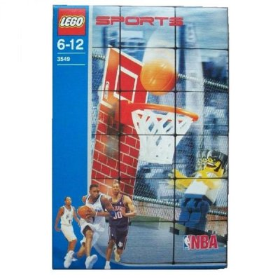 LEGO SPORTS 3549 PRACTICE SHOOTING
