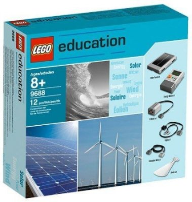 LEGO EDUCATION 9688 RENEWABLE ENERGY ADD-ON SET