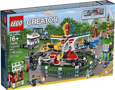 LEGO CREATOR 10244 FAIRGROUND MIXER