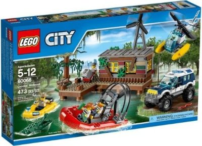 LEGO CITY 60068 CROOKS HIDEOUT