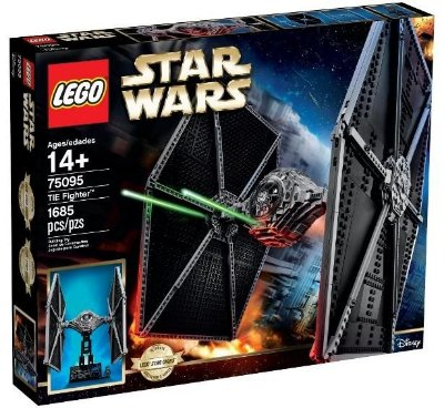 LEGO STAR WARS 75095 TIE FIGHTER UCS