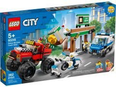 LEGO CITY 60245 POLICE MONSTER TRUCK HEIST