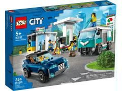 LEGO CITY 60257 SERVICE STATION