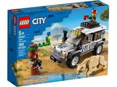 LEGO CITY 60267 SAFARI OFF-ROADER