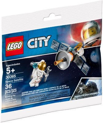 LEGO CITY 30365 SPACE SATELLITE