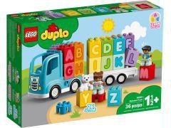 LEGO DUPLO 10915 CAMINHÃO DO ALFABETO