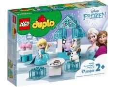 LEGO DUPLO 10920 A FESTA DO CHÁ DA ELSA E DO OLAF