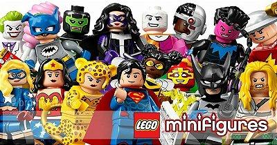 LEGO MINIFIGURES 71026 SÉRIE DC SUPER HEROES