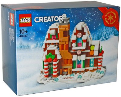 LEGO CREATOR 40337 MINI GINGERBREAD HOUSE