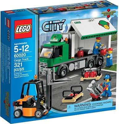 LEGO CITY 60020 CARGO TRUCK