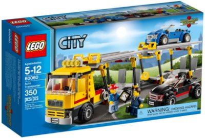 LEGO CITY 60060 AUTO TRANSPORTER