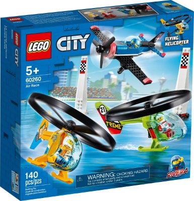 LEGO CITY 60260 AIR RACE