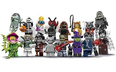 LEGO MINIFIGURES 71010 SÉRIE 14 (COLEÇÃO COMPLETA)