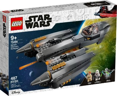 LEGO STAR WARS 75286 GENERAL GRIEVOUS'S STARFIGHTER