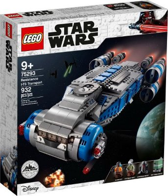 LEGO STAR WARS 75293 RESISTANCE I-TS TRANSPORT